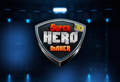 SuperHero Maker 3D - Intro Animation