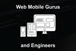 Web Mobile Gurus & Engineers